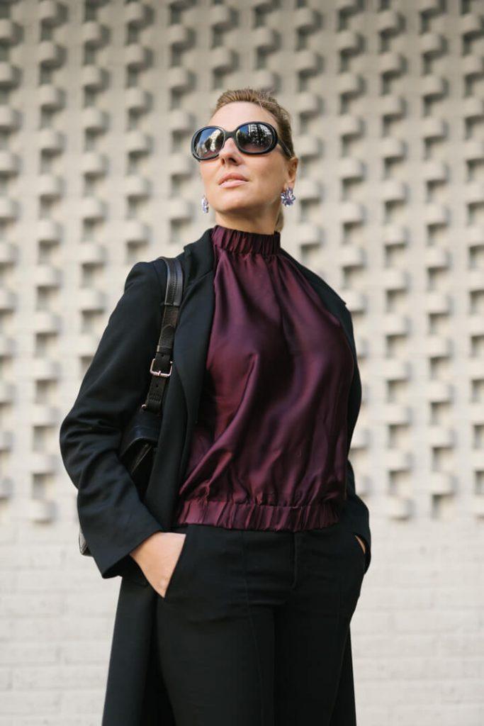 el toque de color perfecto para tus looks   looks   blog de moda